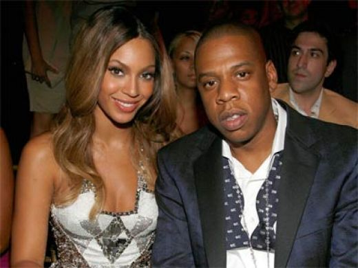 jay z and beyonce wedding. jay z and eyonce wedding