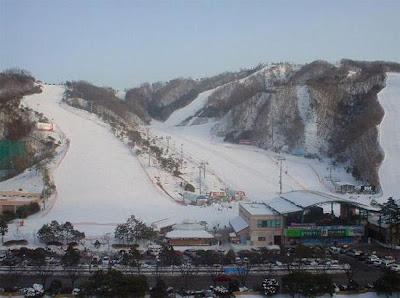 7 Tempat Terbaik Bermain Ski Di Korea Selatan