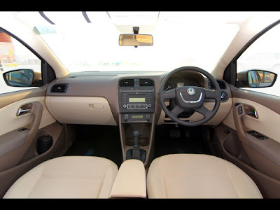 New Cars In India 2013 Latest Car News India Skoda Rapid Interior