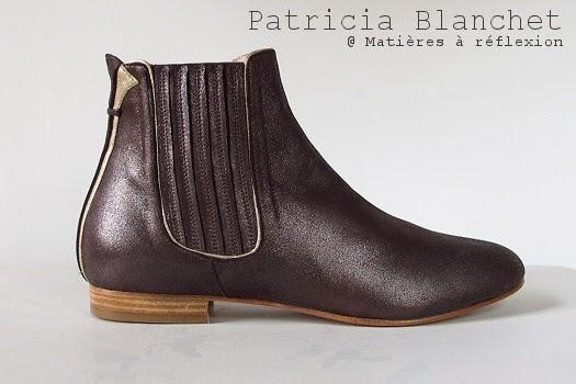 Eshop Patricia Blanchet : bottines ecsta