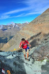Running in Alps - 2011