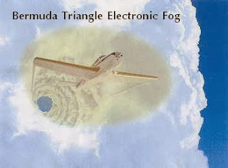 Bermuda Triangle Fog, Bruce Gernon, Time Wrap, Time Travel, Electronic Fog