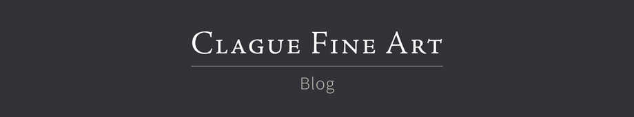 Clague Fine Art Blog