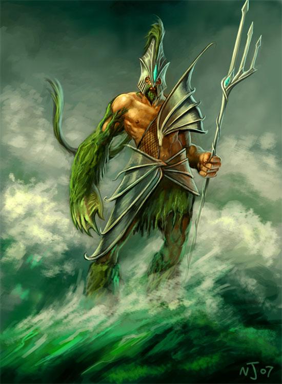 Zeus teria obrigado seu pai  Cronos  a regurgitar e restabelecer a    Telekhine Greek Mythology