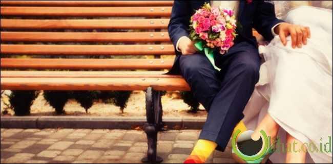 Pernikahan hantu