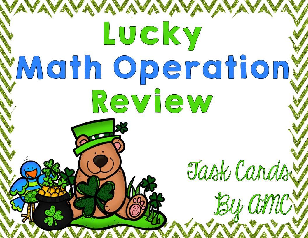 https://www.teacherspayteachers.com/Product/Math-Operation-Review-Task-Cards-1756380