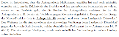 Apple%2Bsuing%2BMotorola%2Bin%2BDusseldorf%2BGermany%2Bover%2BXoom%2Btablet%2Bdesign Apple sues Motorola in Europe over XOOM tablet design