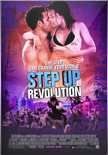 Ver Step Up Revolution (Step Up 4) (2012) Audio  Latino
