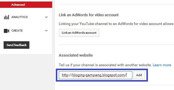 Gunakan Youtube untuk Mendapatkan Backlink