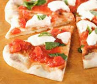 Weight Loss Recipes : Pizza Fresca