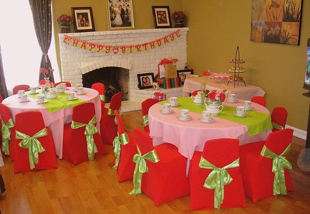 Temas para Fiestas Infantiles de Cumpleaños de Niñas - Fiestas ...