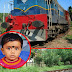 Eighteen month old baby was killed in a train accident in Wennappuwa