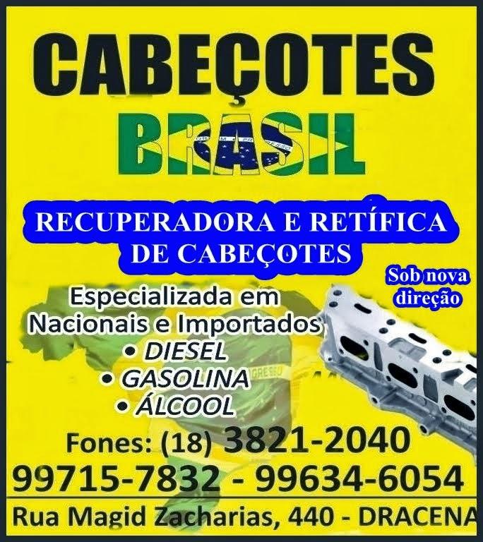 CABEÇOTES BRASIL
