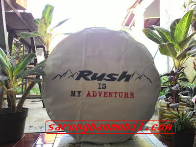 Sarung ban Rush