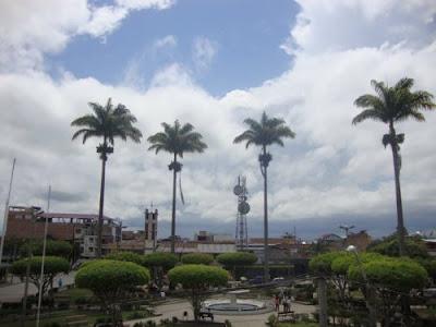Plaza de Rioja, Perú