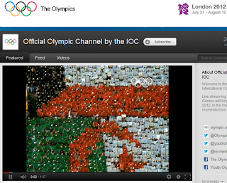 Watch live of London Olympic 2012
