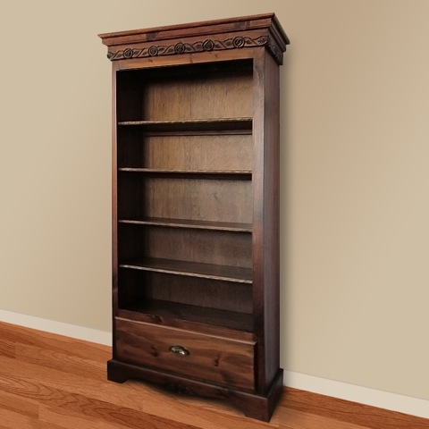 Eugenie's Woodworking Blog: Bookcase, Bookshelf, Woodworking Plan