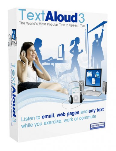 NextUp TextAloud version 3.0.44 Portable