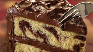 Marble Cake Mix