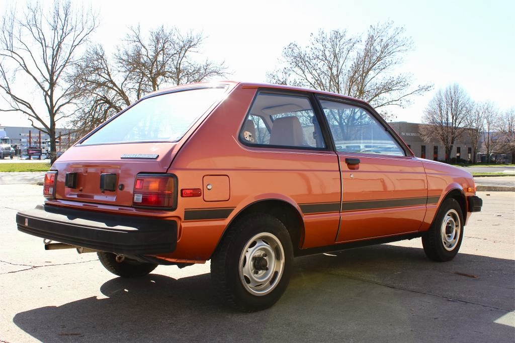Just A Car Geek Toyota Starlet Miles And In Great - Cool cars 1983