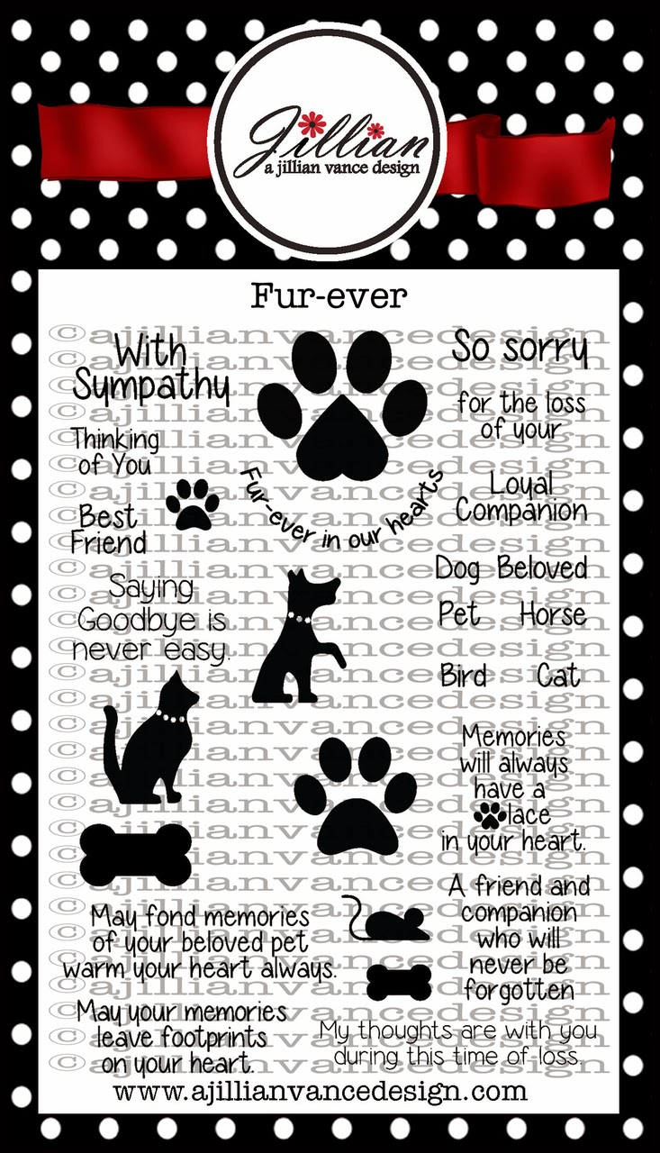 Fur-Ever Stamp Set