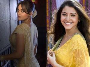Anushka jealous of Sonakshi Sinha?