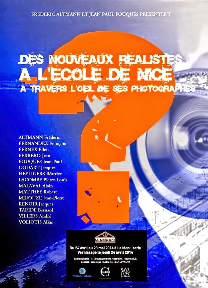 Photographes de l'Ecole de Nice