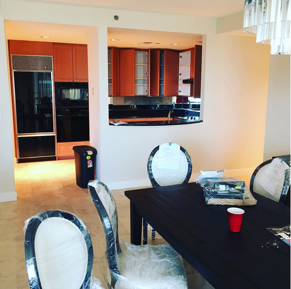 pictures of Paul Okoye  house in Atlanta