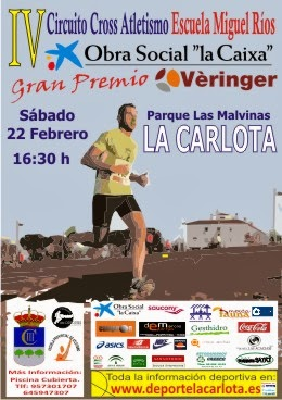 Cross Atletismo 2014