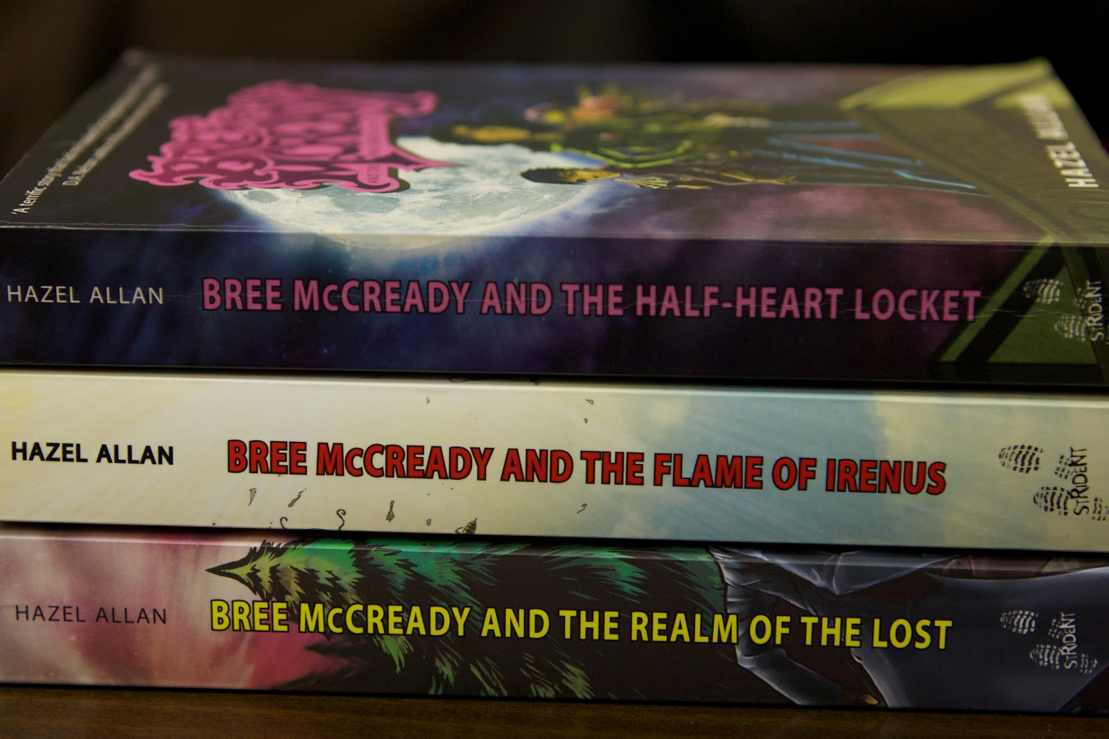 The Bree Trilogy