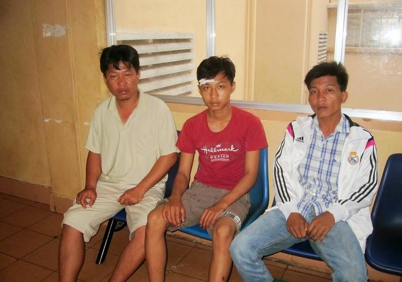 Gia Lai: Côn đồ xông vào nhà, cả ba bác cháu bị đánh trọng thương