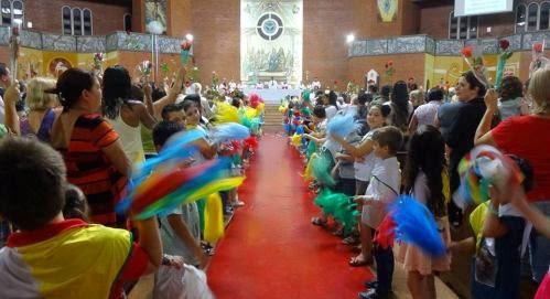 Em Umuarama, IAM e JM participam da abertura da Campanha Missionária