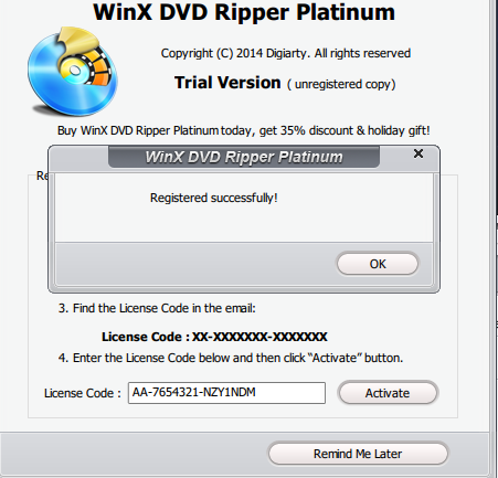 5 Jan 2015 Winx DVD Ripper Platinum 7.5.10 Crack Serial key download.It pro