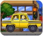 Game taxi thần tốc.