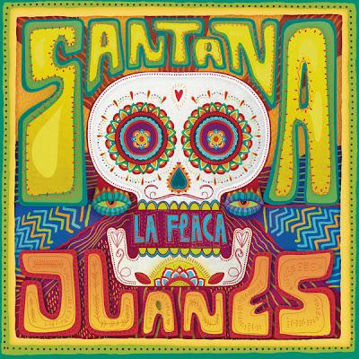 Santana – La Flaca (feat. Juanes) [Single] Cover