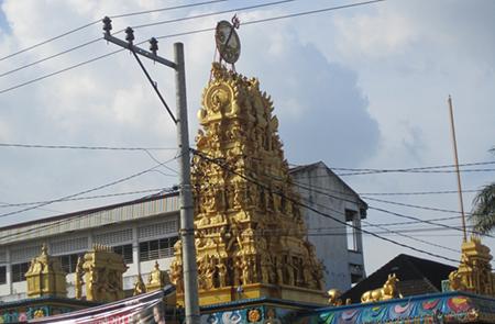 Kampung Madras Medan/ Kampung Keling Sumatera Utara