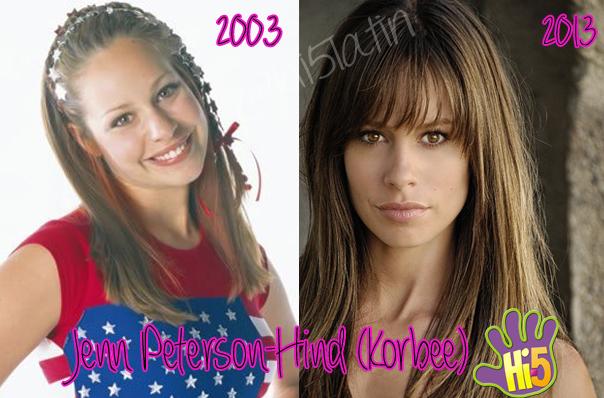 Jenn Korbee: From Hi-5 star to American Idol reject