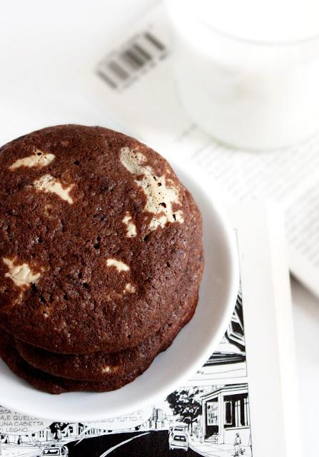 cookies doppio cioccolato