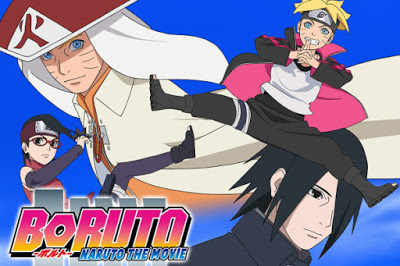 Boruto Naruto The Movie Dubbing Jepang Subtitle Indonesia