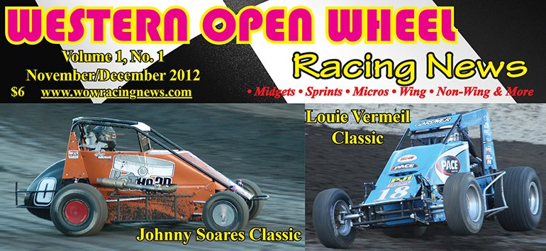 Western Open Wheel Racing News