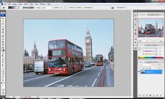 Gambar Hitam & Putih (Photoshop)