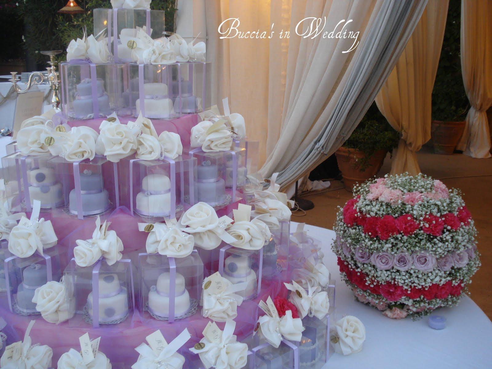 Matrimonio In Glicine : Buccia s cakes allestimento matrimonio glicine