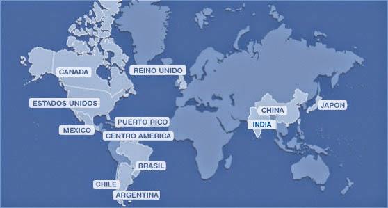 Geografa en el espacio mundial wal mart historia de una multinacional en esta imagen se puede observar todos los pases del mundo en donde se encuentra cada sucursal de esta empresa wal mart gumiabroncs Images