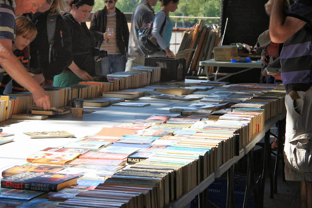 Book Market, South Bank, London