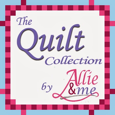 Allie & Me design: The Quilt Collection