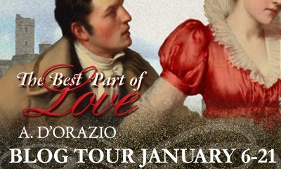 The Best Part of Love Blog Tour
