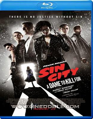 Sin City: Una dama por la que matar (2014) 1080p Latino