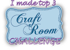 Top 3 at Craft Room Challenge