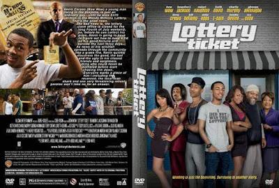 Filme Bilhete de Loteria DVD Capa