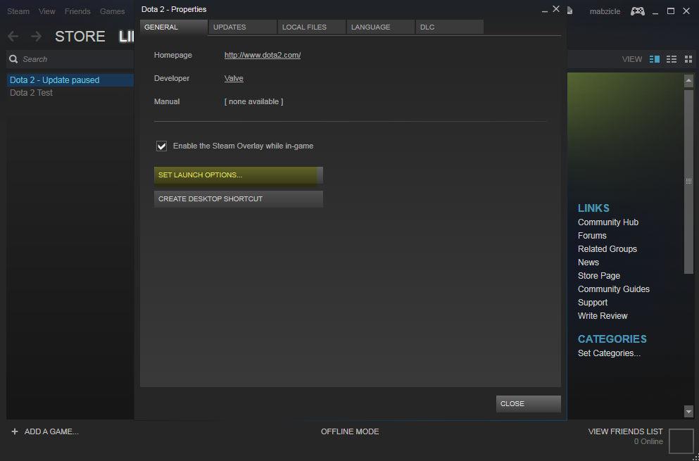 HOW TO PLAY DOTA 2 IN OFFLINE MODE WELCOME THE